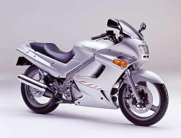 Личный опыт Kawasaki ZZR250 1999 - Kawasaki ZZR-250 или ...