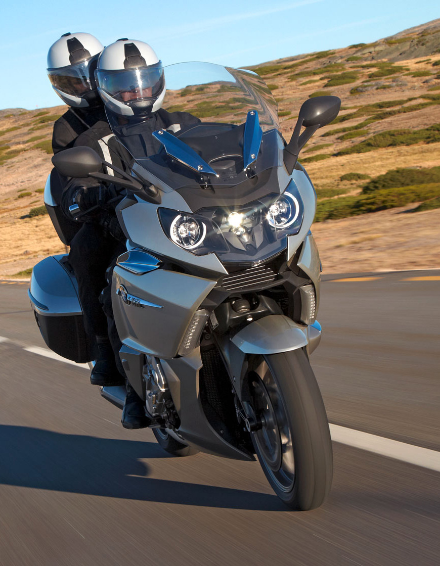 Мотоцикл BMW K1600GTL