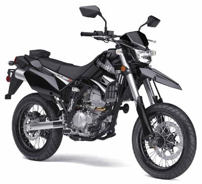 Kawasaki-D-Tracker-250