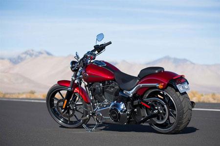 Harley-Davidson-Softail