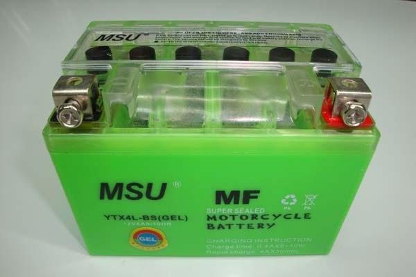 Гелевый аккумулятор MSU