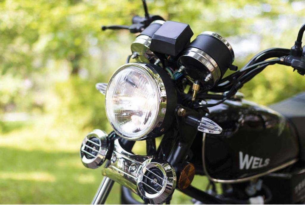 WELS Alpha 110 Lux Вид спереди