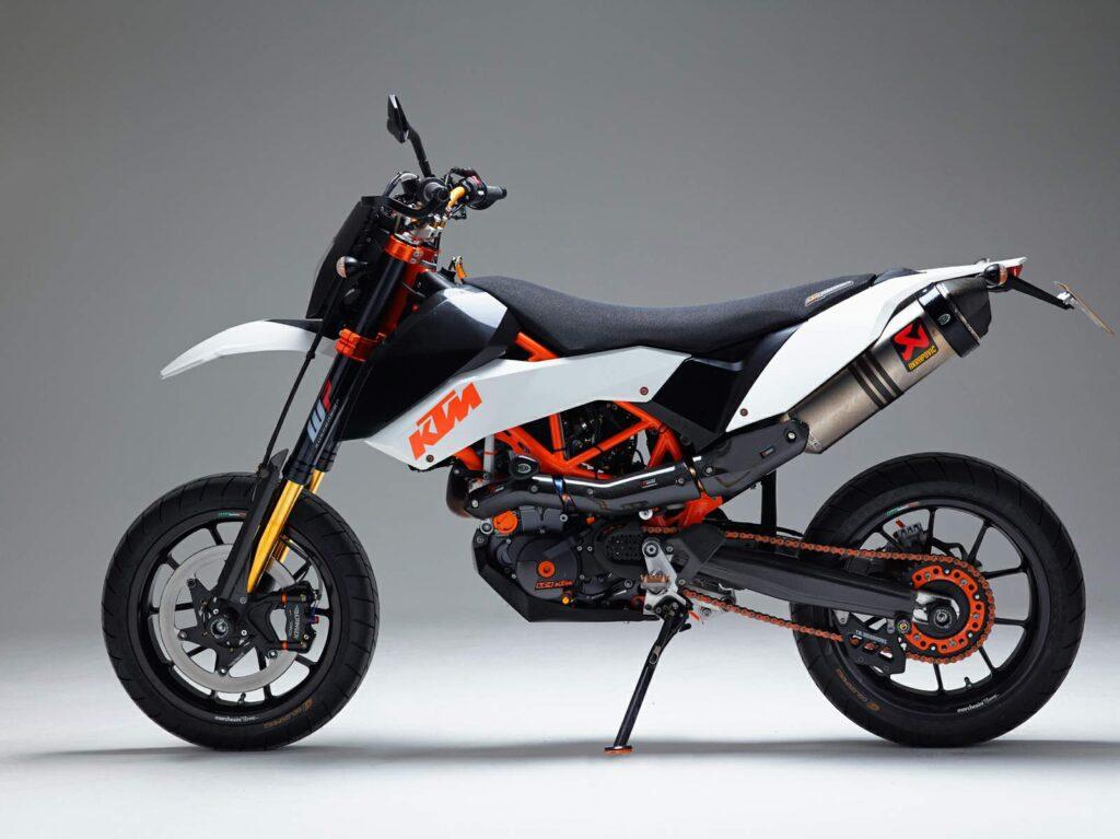 jelektromotocikl KTM