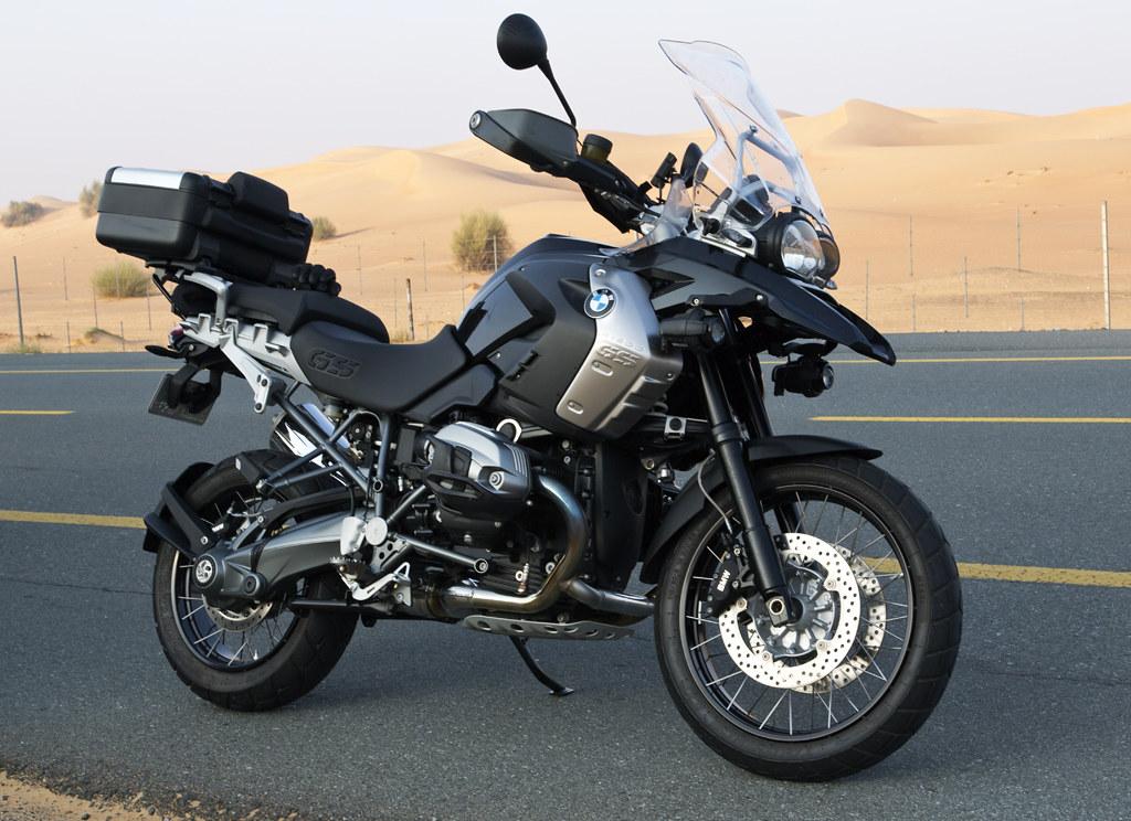 BMW R 1200 GS Triple Black.