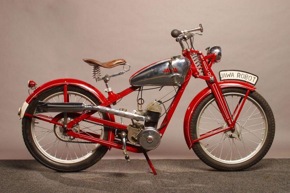 JAWA 100 Robot 1937