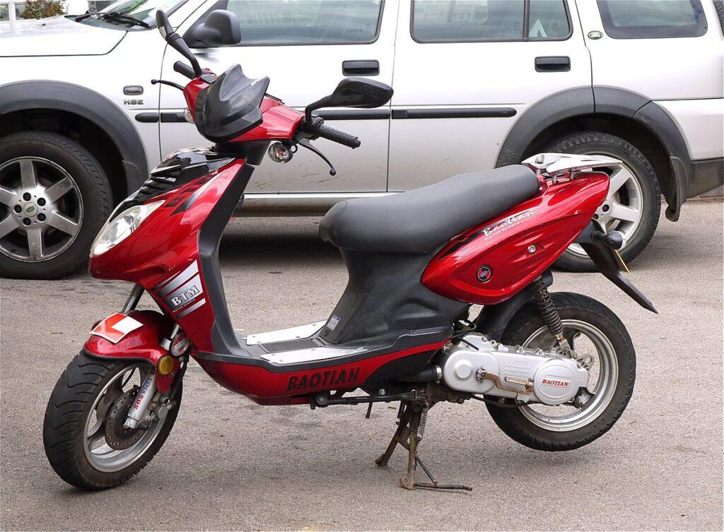 Скутер Baotian Китай
