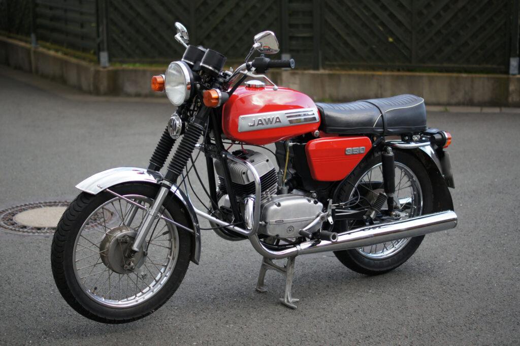 Мотоциклы Ява 350