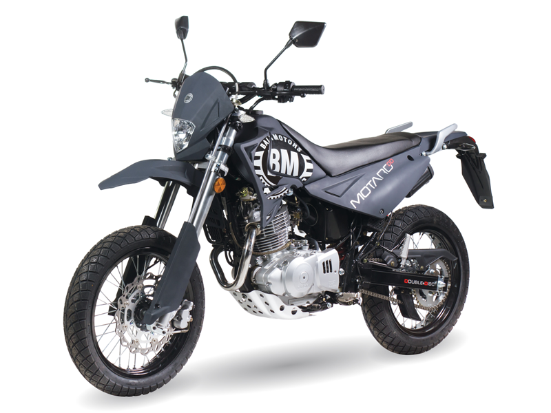 Baltmotors Enduro 200 DD