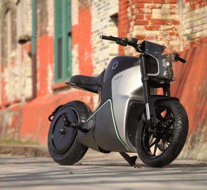 Электрический мотоцикл Yike Bike