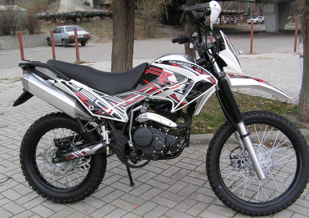 Geon X-Road 250CB
