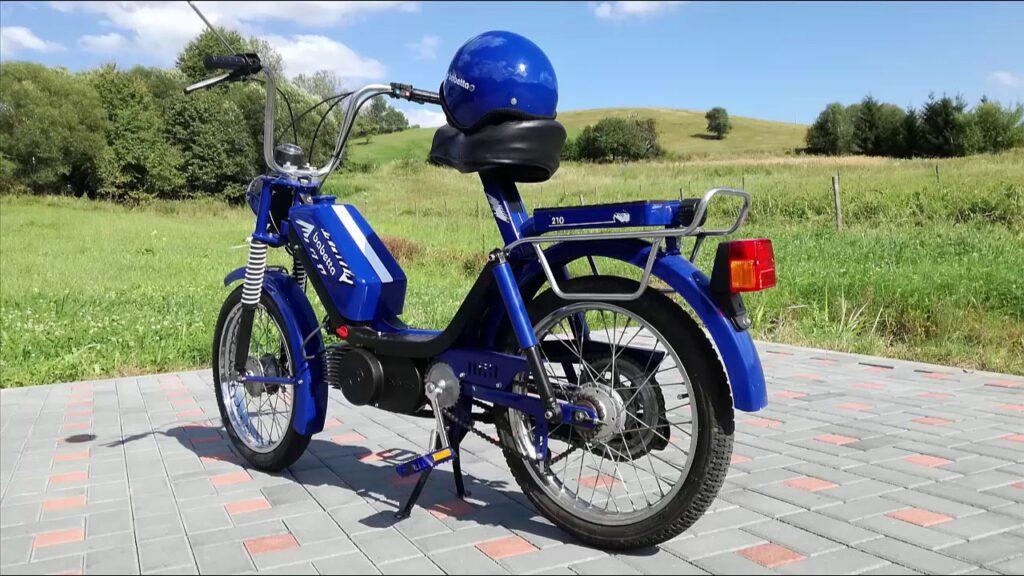 moped babetta