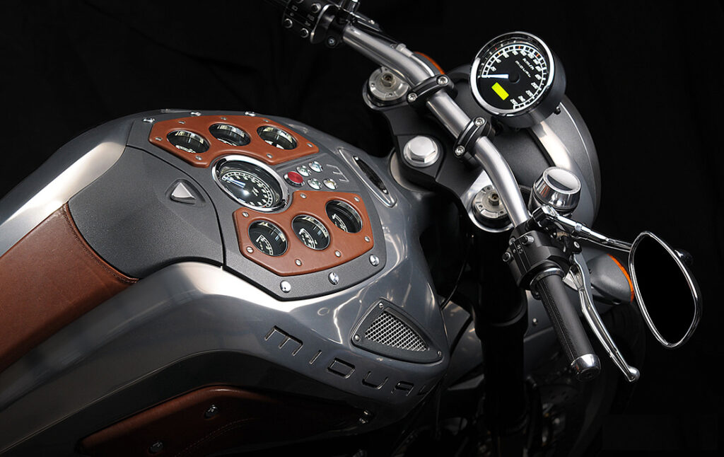Мотоцикл Midual Type 1