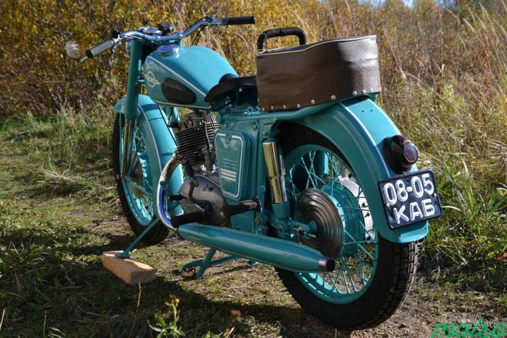 Мотоцикл Иж 56