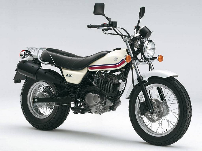 Мотоцикл Suzuki RV125